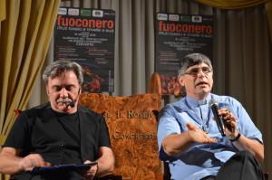 """""""Fuoco Nero"""": Pino Ciociola, Padre Maurizio Patriciello"""