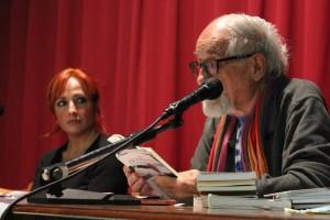 """Padre Alex Zanotelli a """"CambiaMenti"""" - Ph. Enza Sola"""