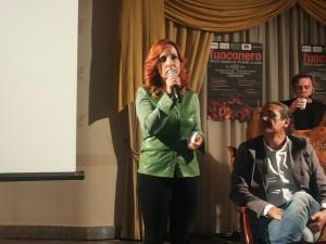 Fuoco Nero, Miriam Corongiu (Georgika)
