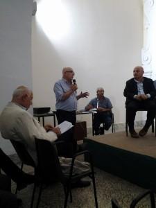 Enzo Tosti, portavoce della Rete di Cittadinanza e Comunità